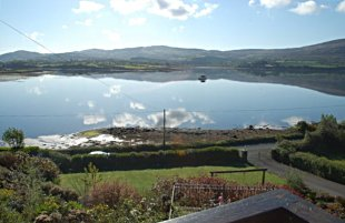 Beautiful house for sale in West Cork, Ireland - view from the terrace